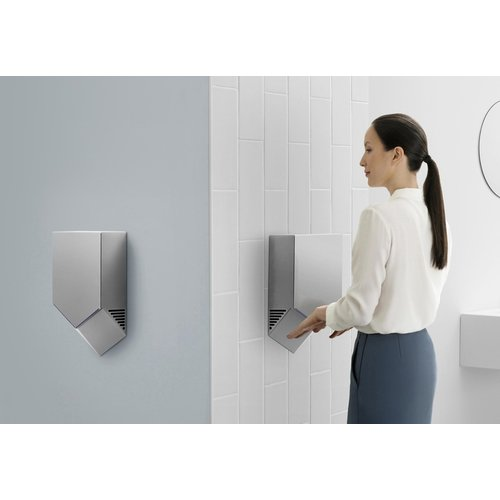 Dyson Airblade V hand dryer Nickel