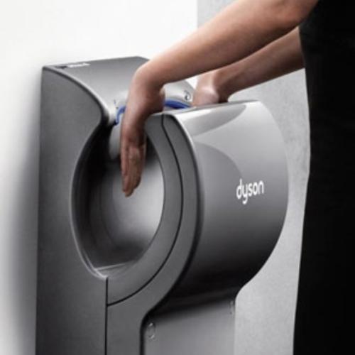Hands-in hand dryers