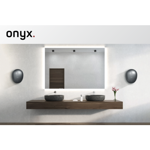 Onyx Pebble hand dryer