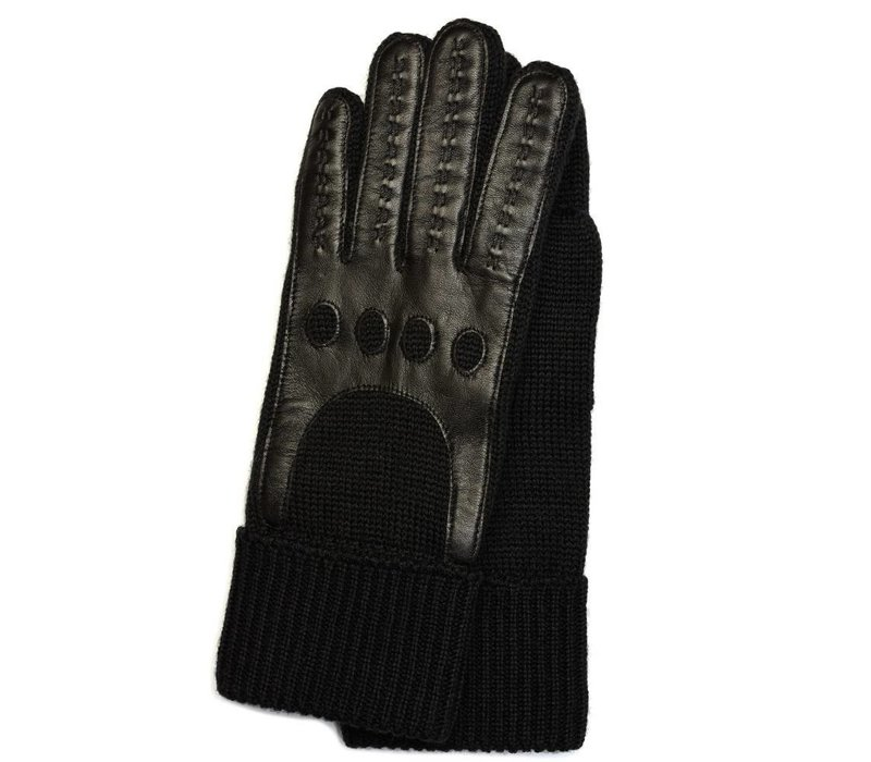 Pure wool ladies gloves model Koblenz