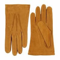 Suède heren handschoenen model Aprica