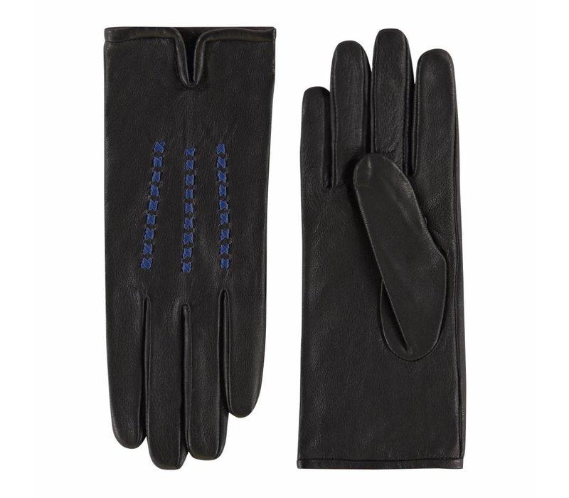 Leren dames handschoenen model Agordo
