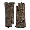 Laimböck Leren dames handschoenen met bandje en drukknoop model Scarlino