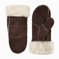 Lammy ladies mittens model Vestfold