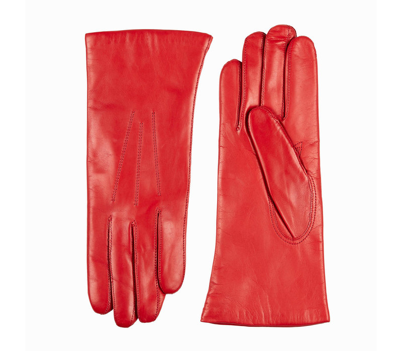 Leather ladies gloves model Aberdeen