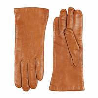 Leren dames handschoenen model Dublin