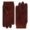 Laimböck  Leather men's driving gloves model Forster