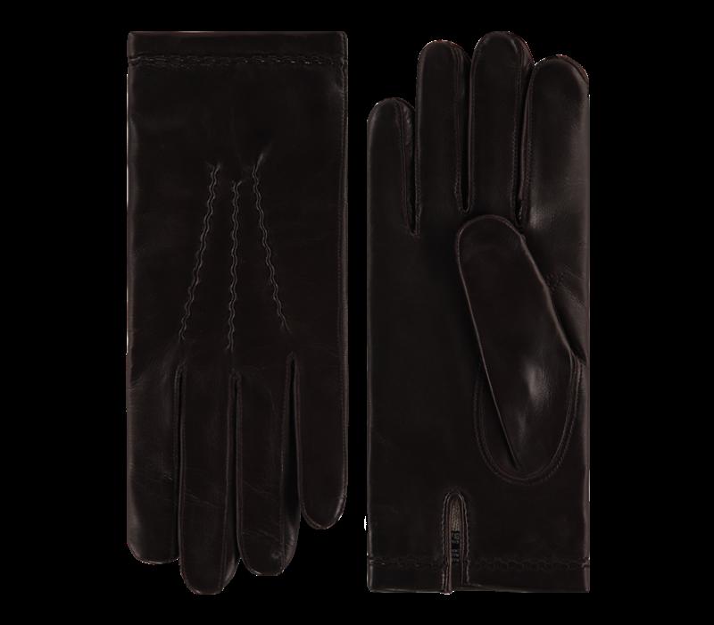 Futura nappa leren heren handschoenen model Trowbridge