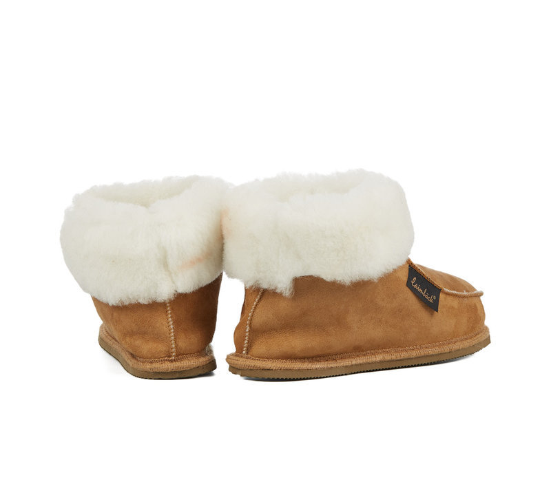 Handmade Lammy slippers model Sundsvall