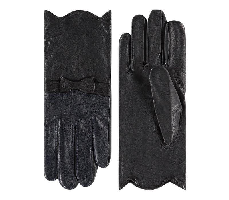 Leather ladies gloves model Tarzo