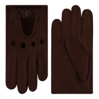 Pigskin leather men's driving gloves model Orlando