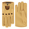 Laimböck  Leather men's driving gloves model Posina