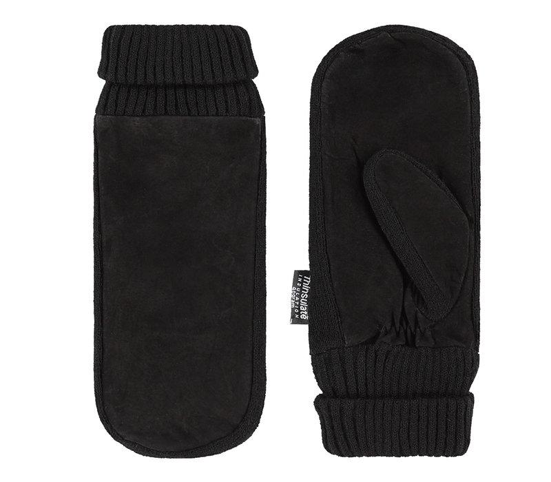 Suède dames handschoenen model Hatfield