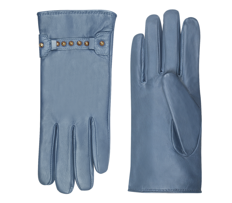 Leather ladies gloves model Barco
