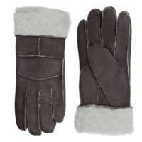 Lammy gloves for ladies model Ombo