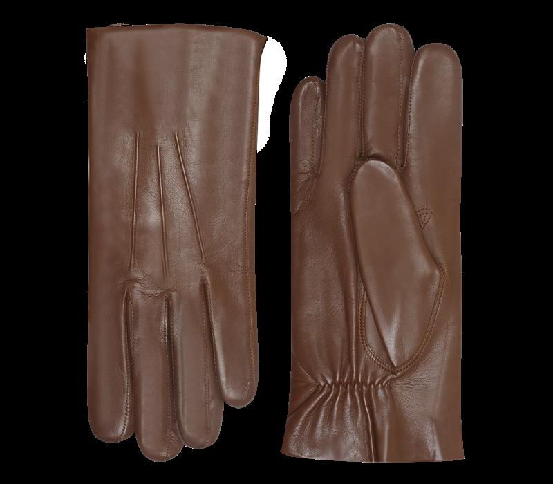Leren heren handschoenen model Stainforth