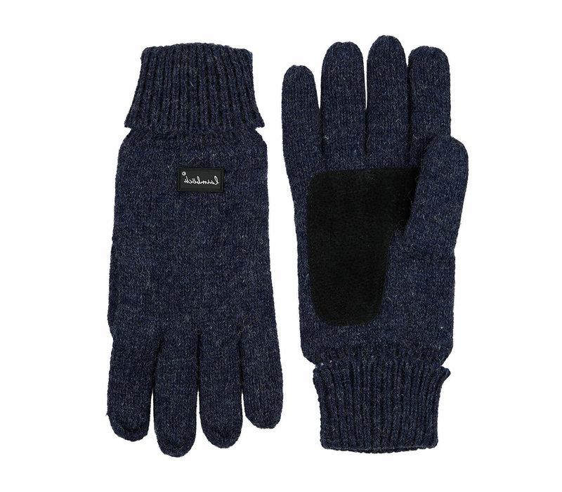 Knitted ladies gloves model Altenburg