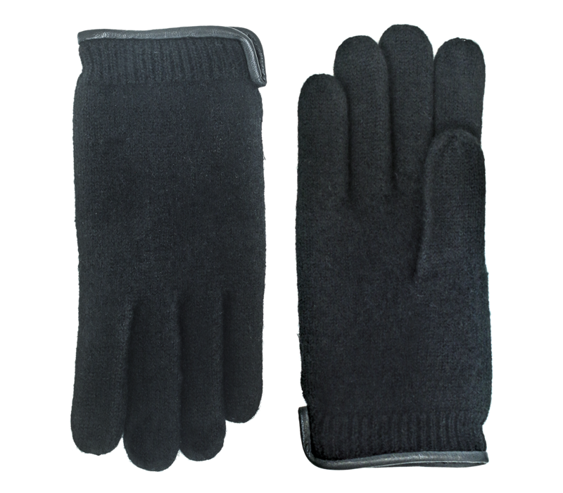 Wool men's gloves model Gelsenkirchen