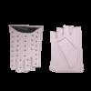 Laimböck Leren dames handschoenen met halve vingers model Zapopan