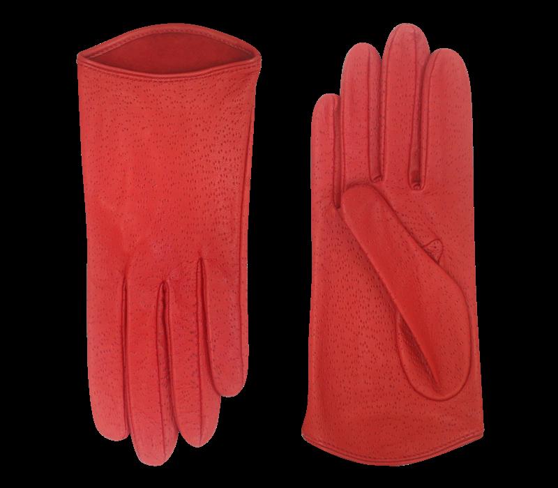 Italienische Leder Damenhandschuhe Modell Prunetto