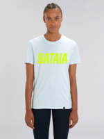 Bataia T-Shirt - Thunder - Light Blue/Fluo