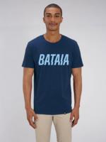 Bataia T-Shirt - Thunder - Navy/Light Blue