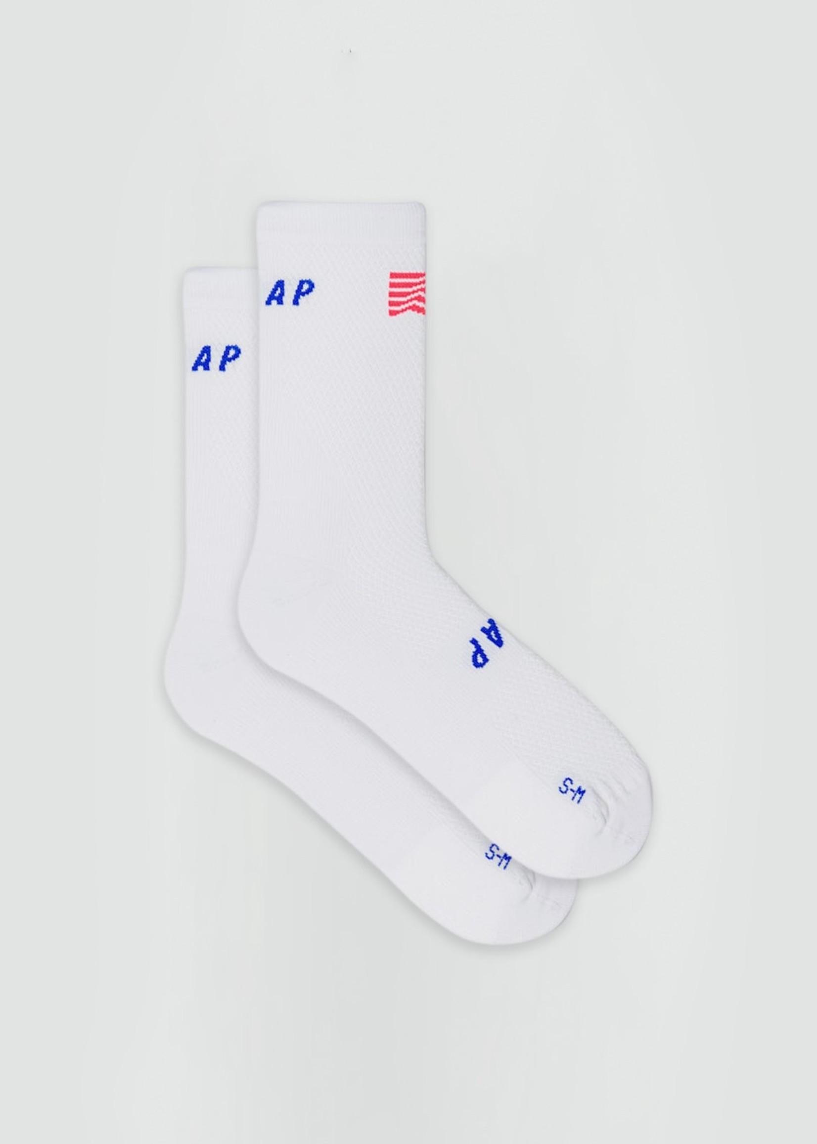 Maap Void Sock - White