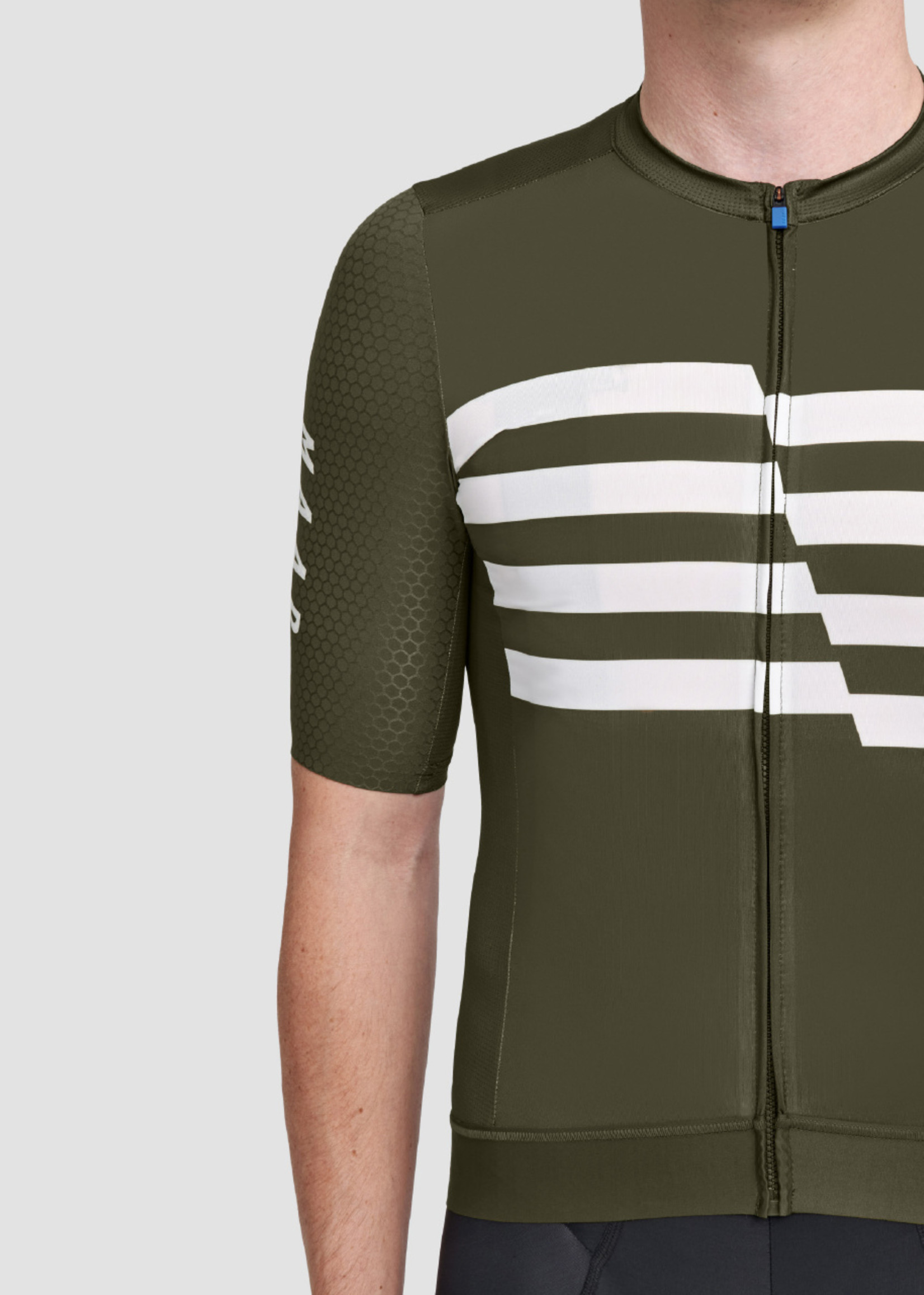 Maap Emblem Pro Hex Jersey - Olive