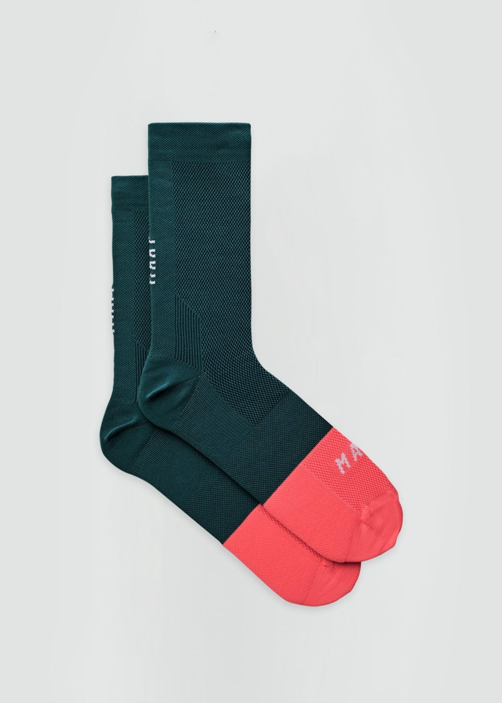 Maap Division Sock - Dark Teal