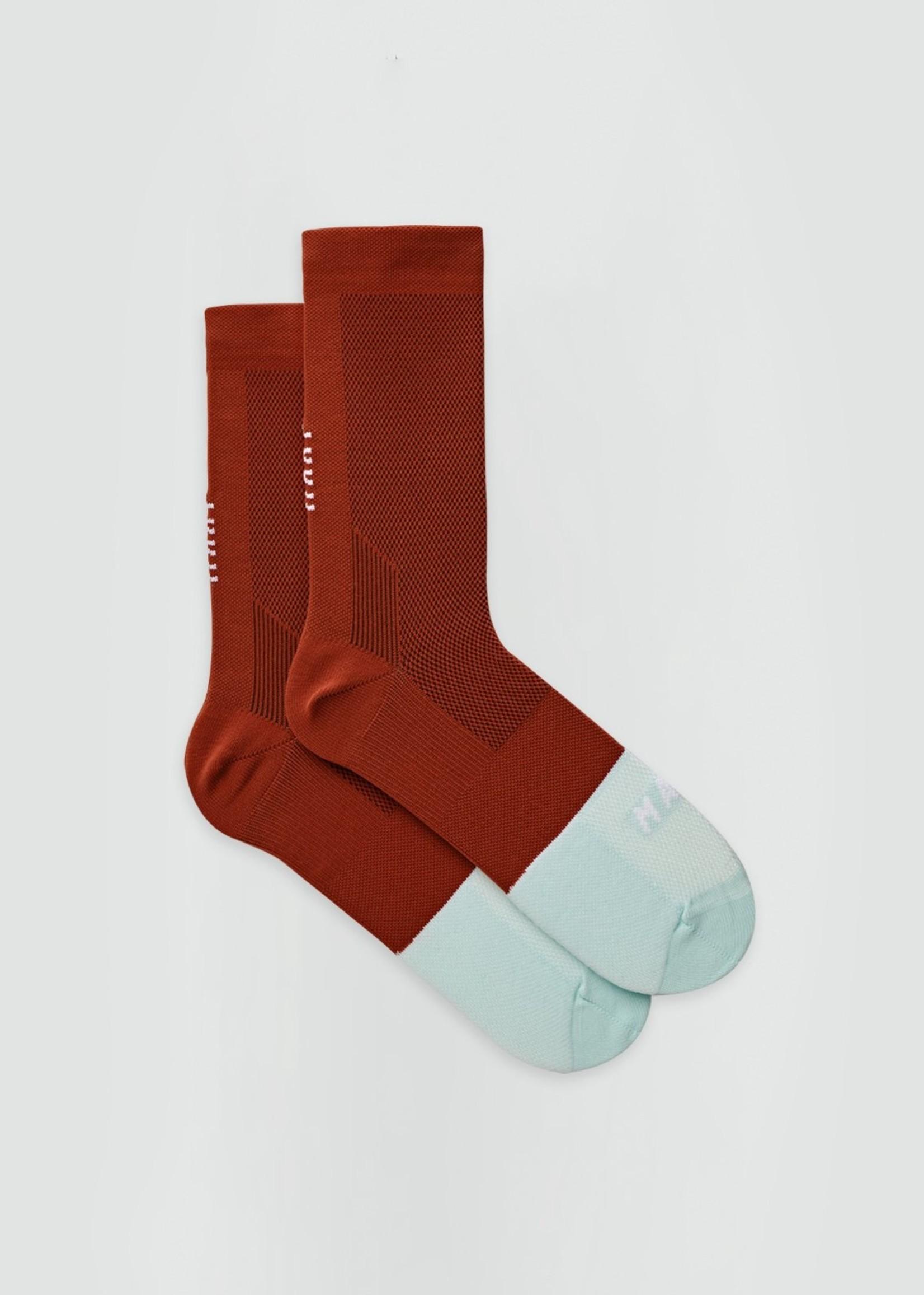 Maap Division Sock - Brick