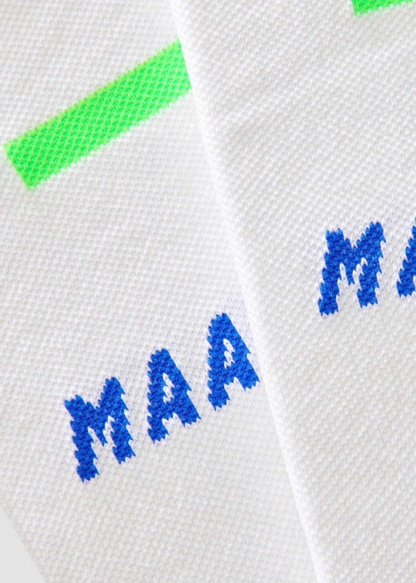 Maap Alpha Sock - White