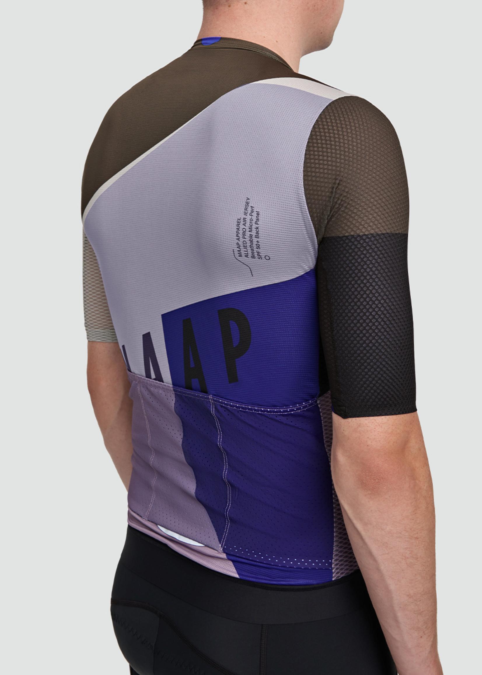 Maap Allied Pro Air Jersey - Purple Ash