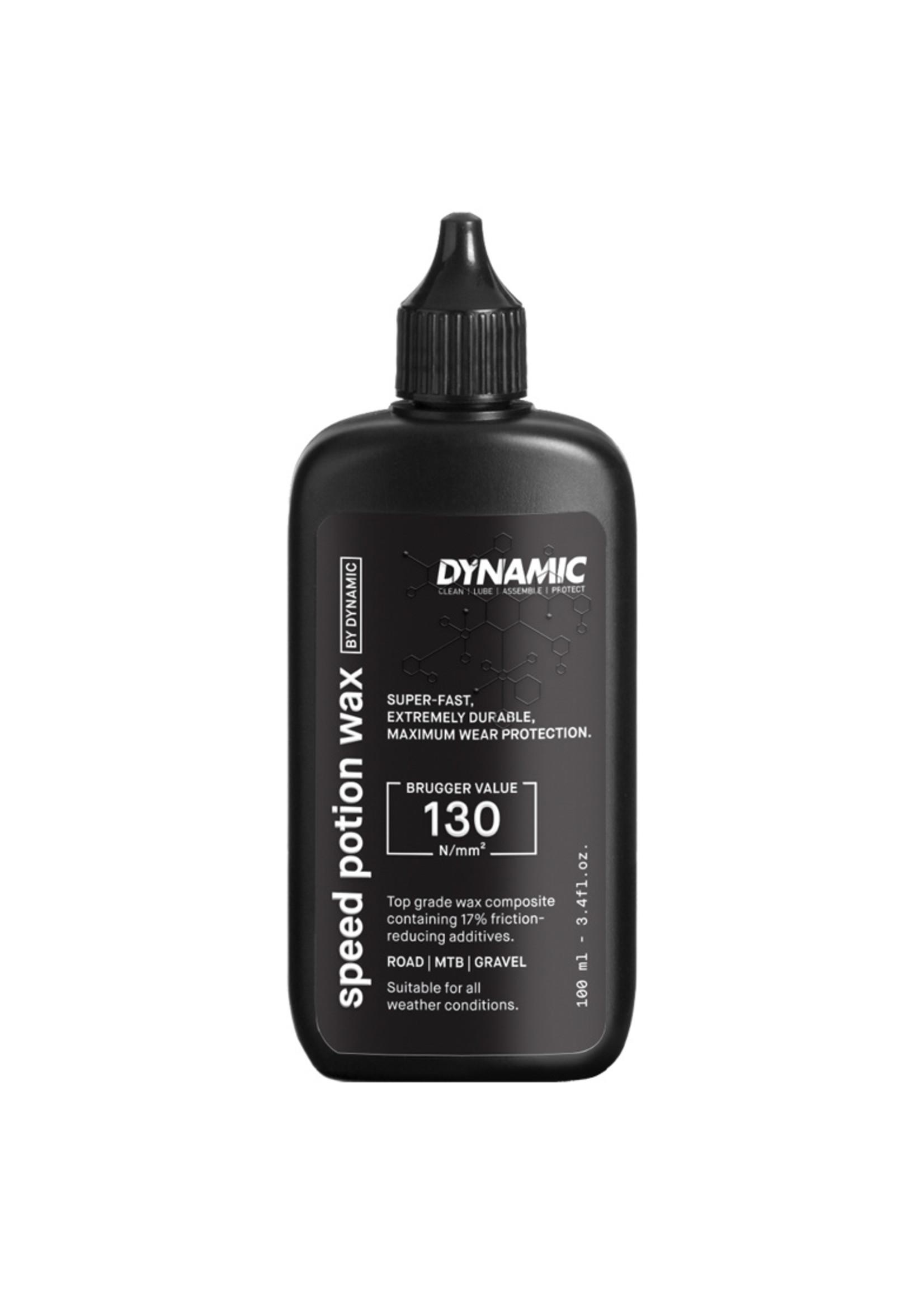 Speed Potion Wax 100 ml Bottle