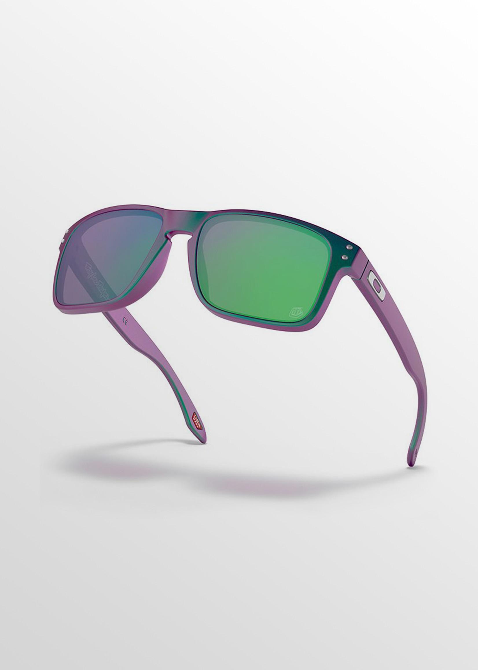 Oakley Holbrook TLD Matte Purple Green Shift