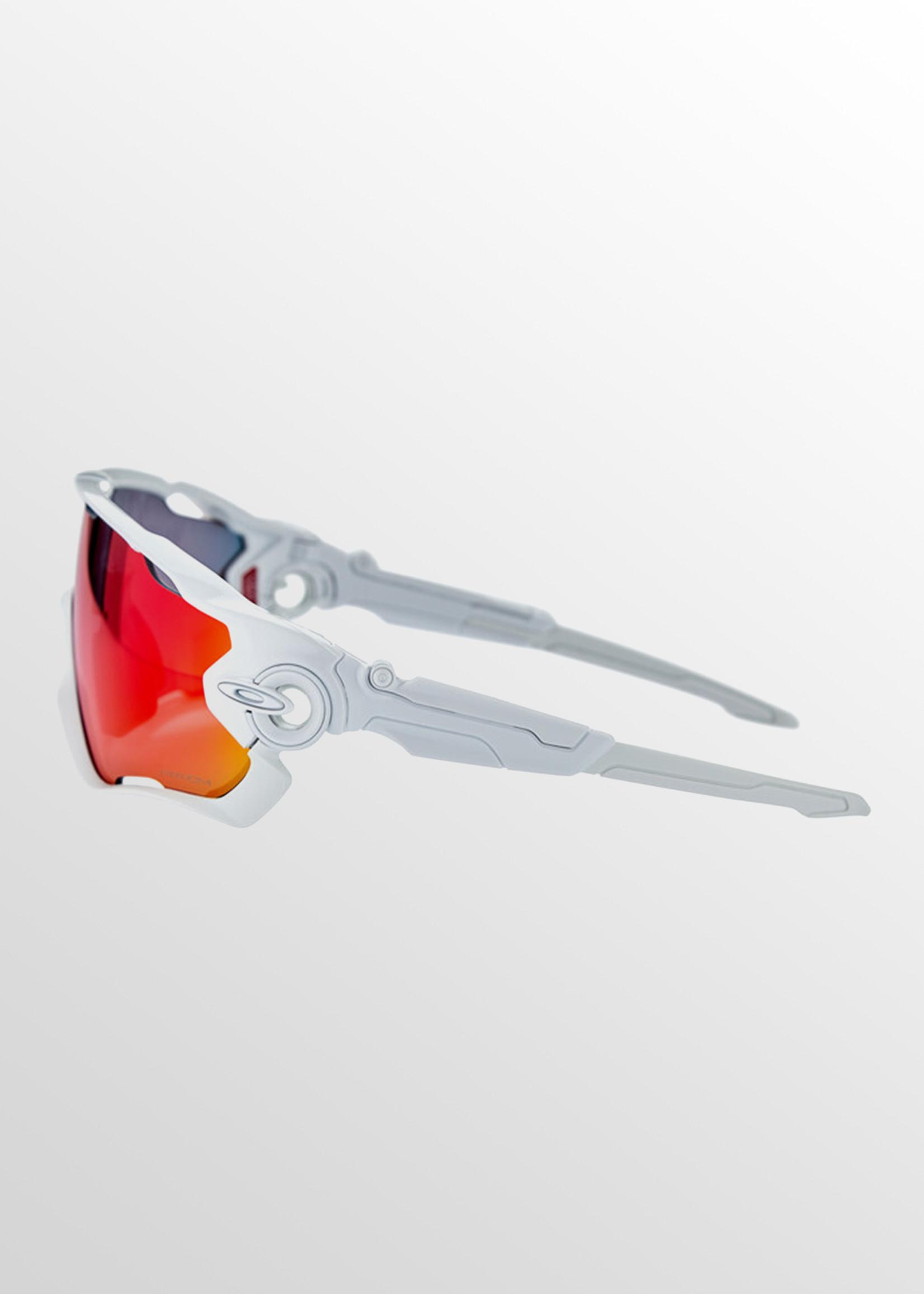 Oakley Jawbreaker Polished White