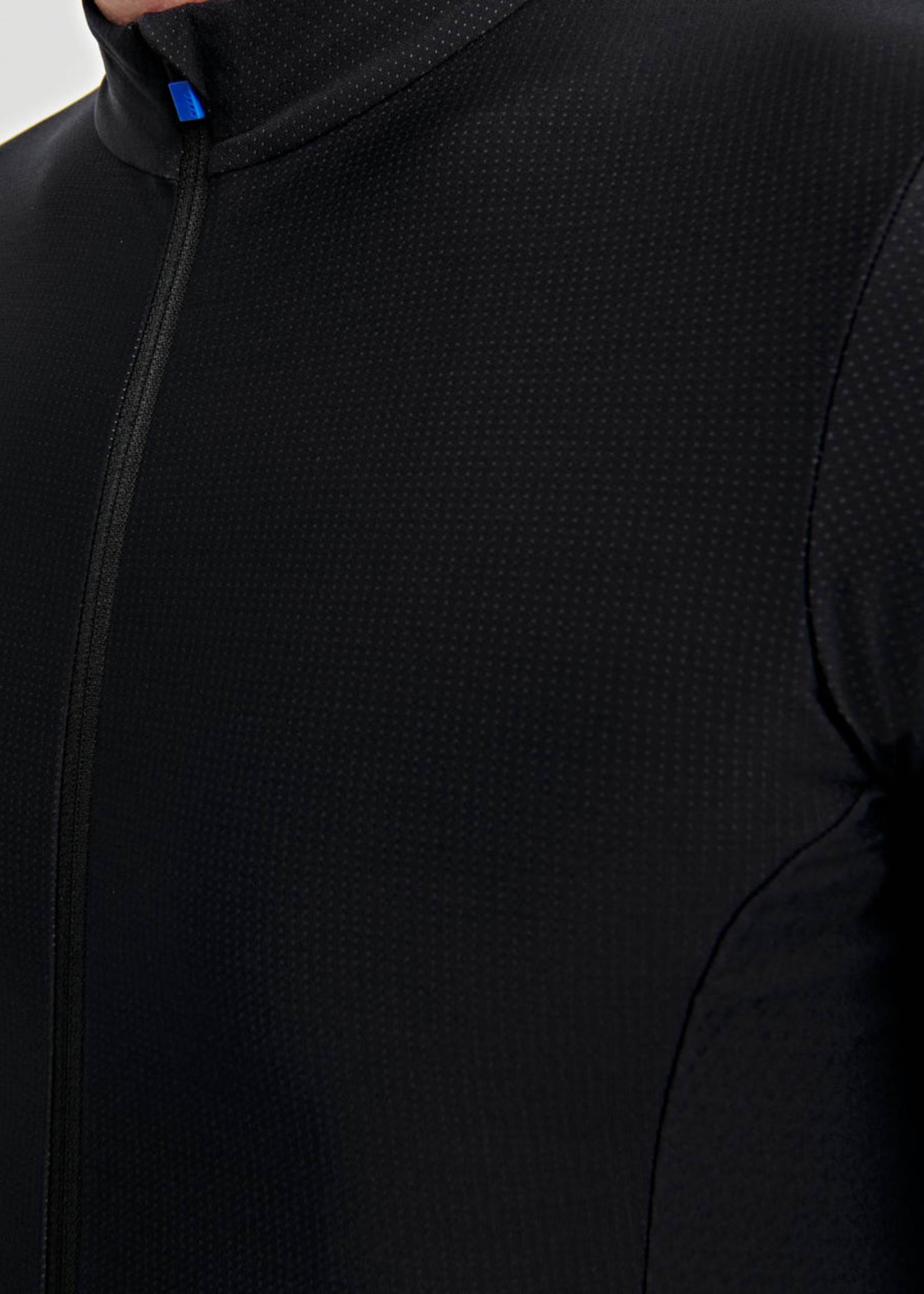Maap Force Pro Winter - Wielertrui Lange Mouwen - Zwart