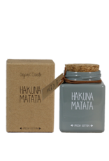 My flame Lifestyle Sojakaars | Hakuna Matata | Geur: Minty Bamboo