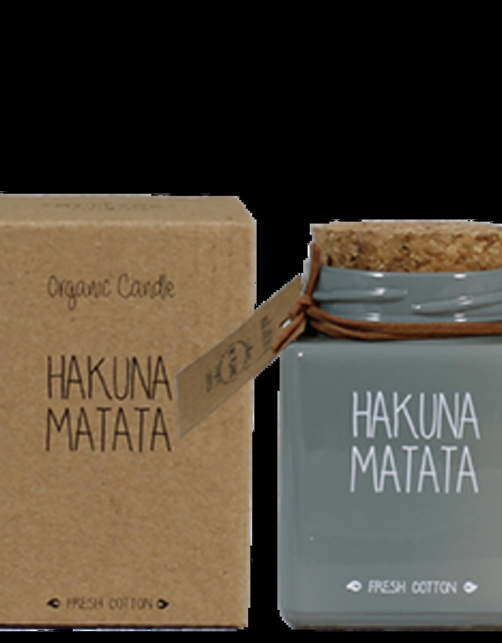 My flame Lifestyle Sojakaars | Hakuna Matata | Geur: Minty Bamboo