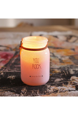 My flame Lifestyle SOJAKAARS | YOU ROCK  | GEUR: GREEN TEA TIME |