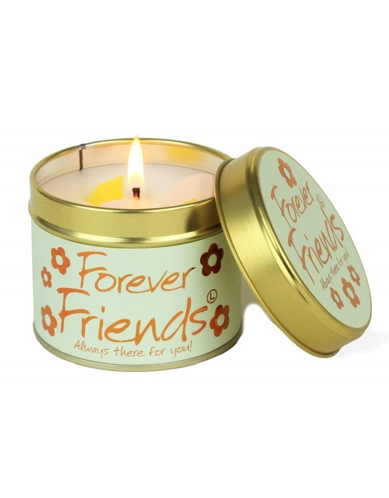 Lily-flame Lily Flame | soja geurkaars | Forever Friends