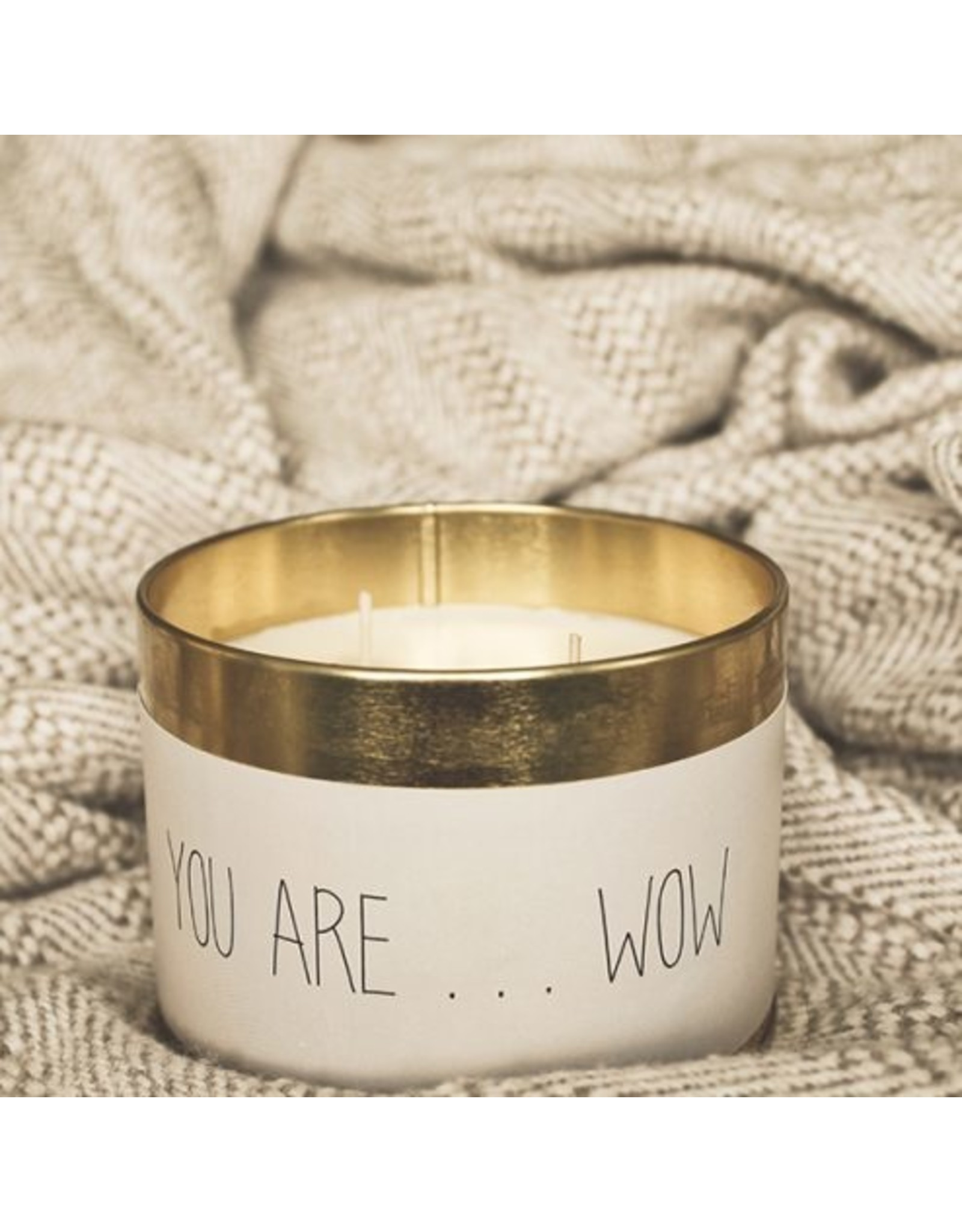My flame Lifestyle Sojakaars | You Are Wow | Geur: Warm  Cashmere