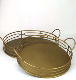 Mansion Atmosphere Tray Goud