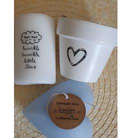 De kanjers van 's Heerenloo  Cadeau pakket | Baby Boy |of Baby Girl  Hart