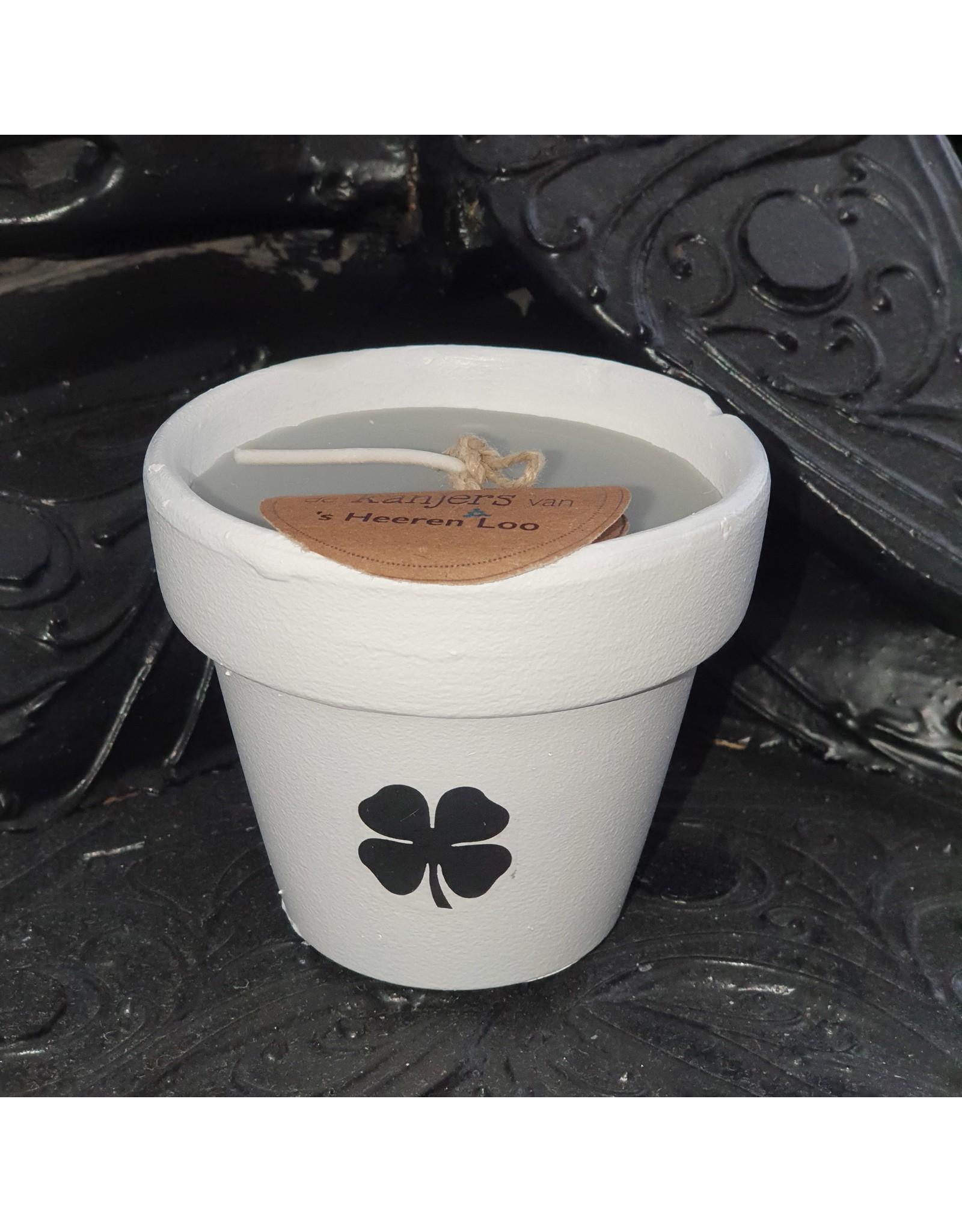 De kanjers van 's Heerenloo  Potje koolzaadwas met afbeelding | de Kanjers van 's Heeren Loo