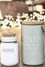 My flame Lifestyle SOJAKAARS – ENJOY LIFE TO THE FULLEST – GEUR: MINTY BAMBOO