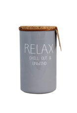 My flame Lifestyle SOJAKAARS – RELAX, CHILL OUT AND UNWIND – GEUR: AMBER'S SECRET