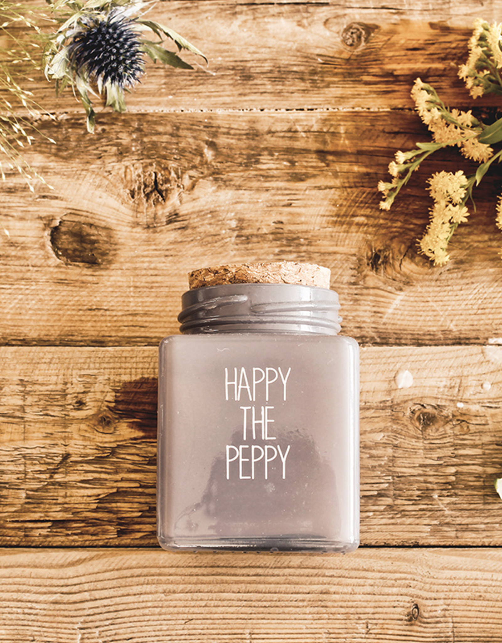 My flame Lifestyle Sojakaars | Happy The Peppy | Geur: Amber's secret