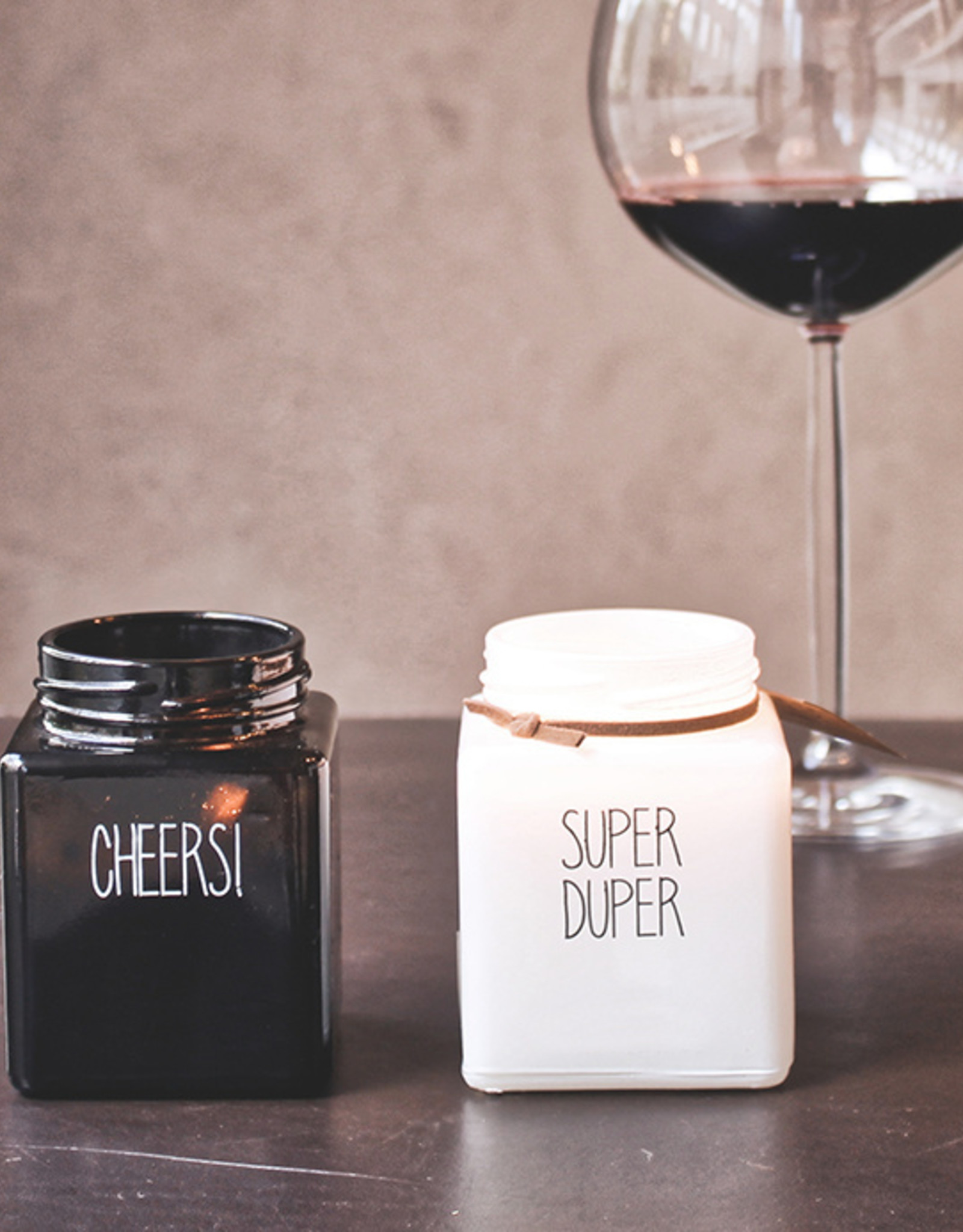 My flame Lifestyle Sojakaars | Super Duper | Geur : Fresh Cotton