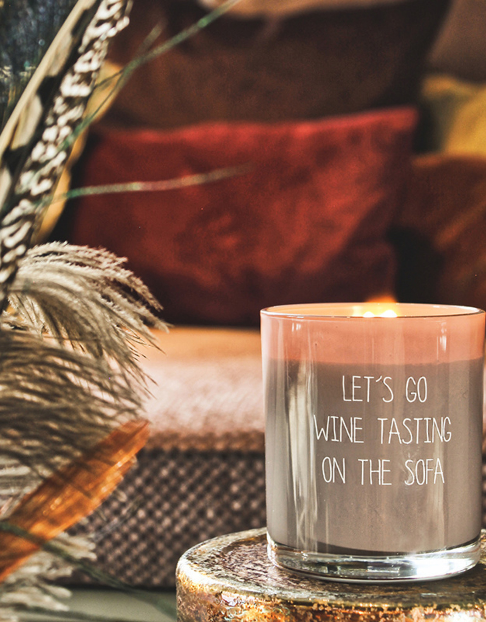 My flame Lifestyle SOJAKAARS | LET'S GO WINE TASTING | GEUR: FIG'S DELIGHT