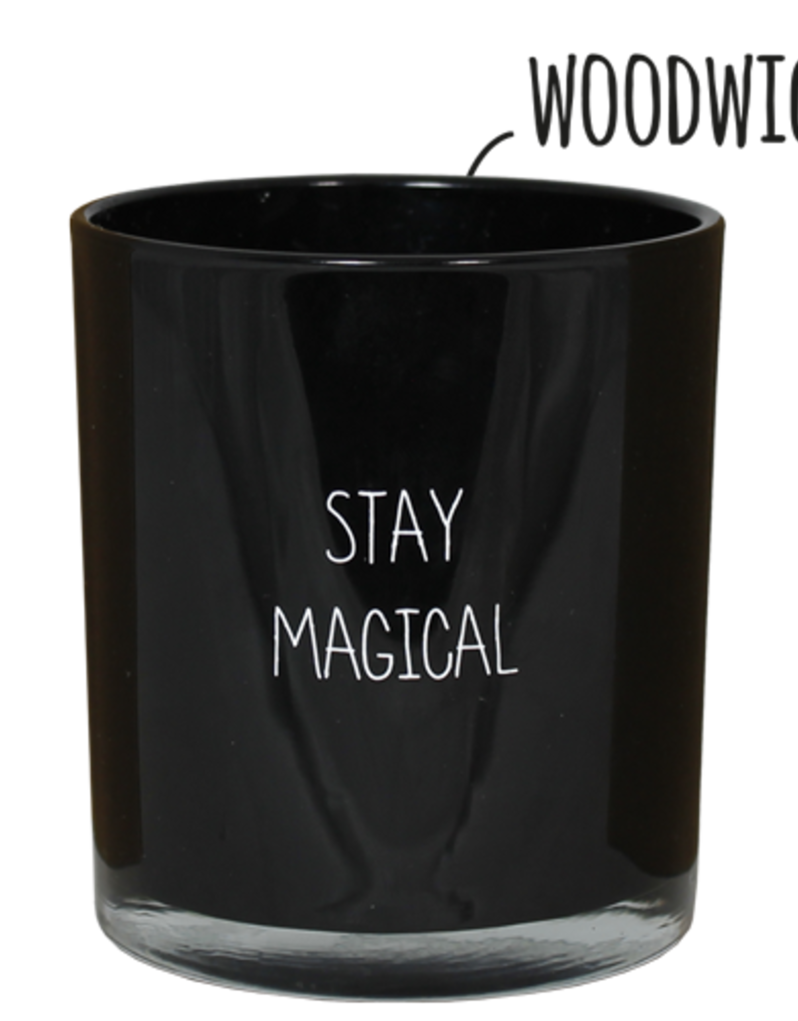 My flame Lifestyle SOJAKAARS  | STAY MAGICAL | GEUR : WARM CASHMERE